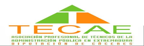 logo tecae cáceres